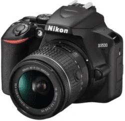 Nikon D3500 18-55 + brašna + SD karta vystavený kus splnou zárukou