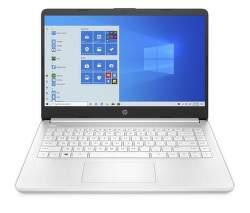 HP 14s-fq0300nc (29A90EA) bílý