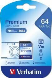 Verbatim Premium SDXC 64 GB Class 10