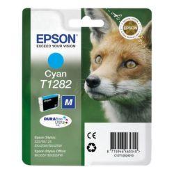 Epson T1282 M cyan (líška) - inkoustová náplň
