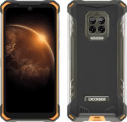 Doogee S86 128 GB oranžový