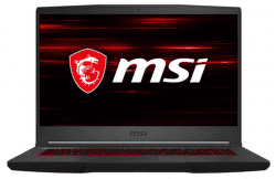 MSI GF65 Thin 10UE-200XCZ černý