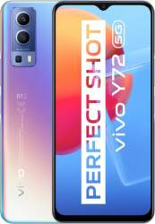 vivo Y72 5G 128 GB modrý