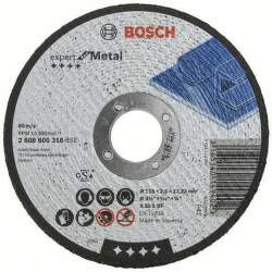 Bosch řezný kotouč na kov 115mm / 2,5mm