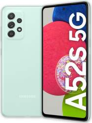 Samsung Galaxy A52s 5G 128GB zelený