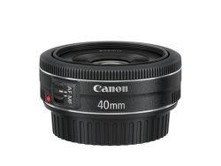 Canon EF 40mm f/2.8 STM - objektiv
