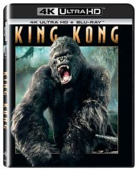 King Kong - 2xBD (Blu-ray + 4K UHD)