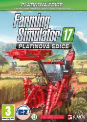 Farming Simulator 17 Platinum Ed.