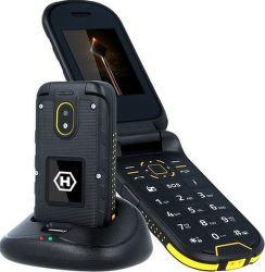 MyPhone Hammer BOW Plus černý vystavený kus splnou zárukou