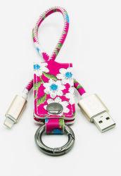 Mizoo K2-02i Lightning-USB klíčenka, červená