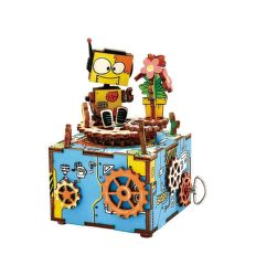 Rokr hrací skříňka 3D puzzle