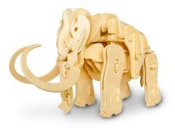 Rokr mamut střední 3D puzzle