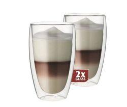 Maxxo DG832 sklenice na Latte (380ml/2ks)