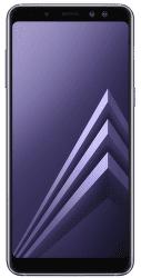 Samsung Galaxy A8 2018 šedý