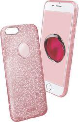 SBS Sparky Glitter pouzdro pro iPhone 7 Plus/8 Plus, růžová