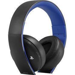 Sony PS4 - bezdrátová sluchátka