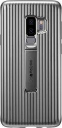 Samsung Protective Standing pouzdro pro Galaxy S9+, stříbrné