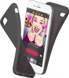 SBS Polo pouzdro pro iPhone 8/7/6, černá