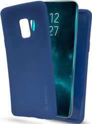 SBS Polo pouzdro pro Samsung Galaxy S9, modrá