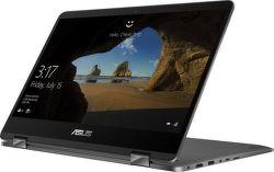 Asus Zenbook Flip UX461UA-E1010T šedý