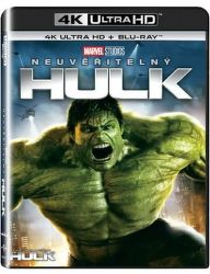 Neuvěřitelný Hulk - Blu-ray + 4K UHD film
