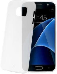 Celly Frost pouzdro pro Samsung Galaxy S7, bílá