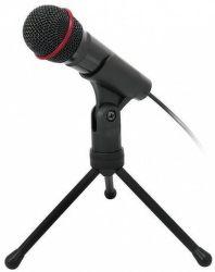 C-TECH MIC-01 - stolní PC mikrofon