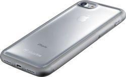 Cellular Line Anti-Gravity pouzdro pro iPhone 7/8, transparentní