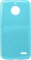 Mobilnet gumové pouzdro pro Motorola Moto E4, modré