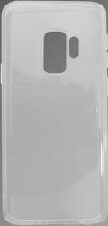Mobilnet gumové pouzdro pro Galaxy S9, transparentní