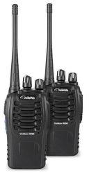 DeTeWe Outdoor 9000 Duo Case vysílačka černá