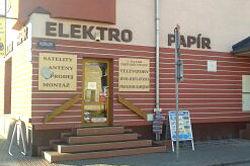 Elektro,Papír
