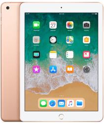 Apple iPad 2018 128GB WiFi zlatý