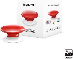 Fibaro Button červené tlačítko (FGPB-101-3)