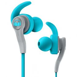 Monster iSport Compete In-Ear modrá