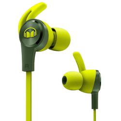 Monster iSport Achieve In-Ear zelená