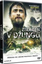 Ztracen vdžungli - DVD film