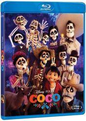 Coco - Blu-ray film