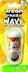Areon Fresh Wave Vanilla osvěžovač vzduchu