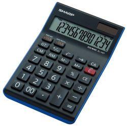 Sharp EL-145TBL - Stolní kalkulačka