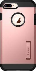 Spigen Tough Armor 2 puzdro pro Apple iPhone 7+/8+, rose gold