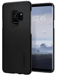 Spigen Thin Fit pouzdro pro Samsung Galaxy S9, černé