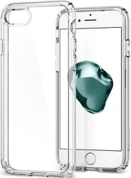 Spigen Ultra Hybrid 2 pouzdro pro Apple iPhone 7/8/SE 2020, transparentní