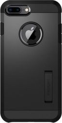 Spigen Tough Armor 2 puzdro pro Apple iPhone 7+/8+, černé