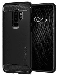 Spigen Rugged Armor pouzdro pro Samsung Galaxy S9+, černé