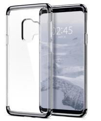 Spigen Neo Hybrid Crystal pouzdro pro Samsung Galaxy S9, stříbrné