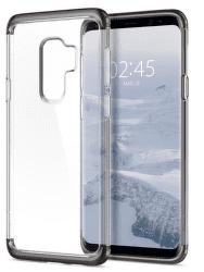 Spigen Neo Hybrid Crystal pouzdro pro Samsung Galaxy S9+, gunmetal
