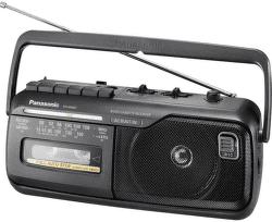 Panasonic RX-M40DE-K černý