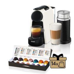 Nespresso DéLonghi Essenza Mini EN85.WAE Aeroccino3