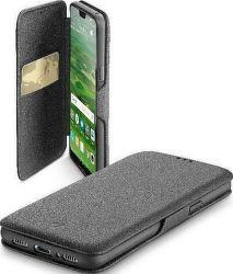 Cellularline Book Clutch pouzdro pro Huawei P20, černé